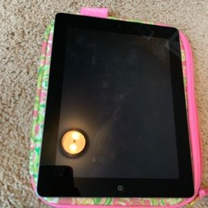 Lilly Pulitzer Accessories - Lilly Pulitzer iPad Soft Case